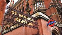 Sankt Pancras stotis