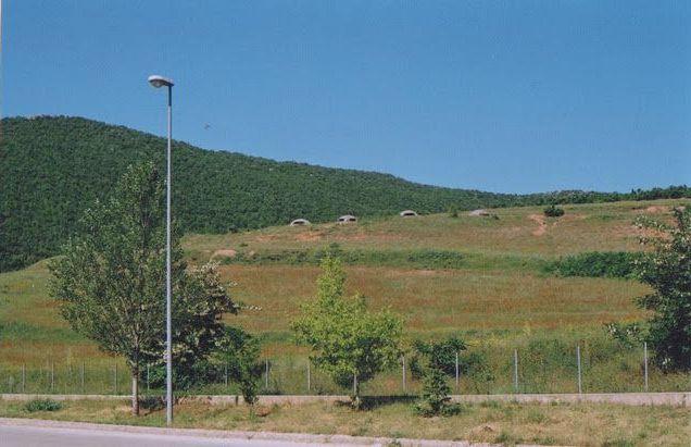 Albanijos bunkeriai