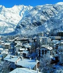 Courmayer, Italija
