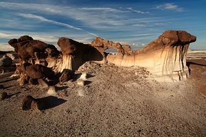 JAV_Bisti Badlands