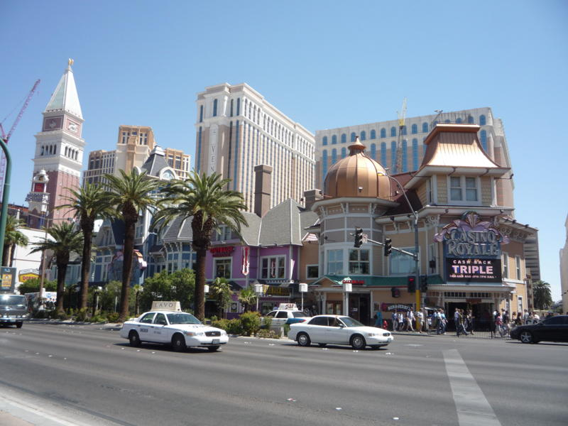 JAV. Las Vegas