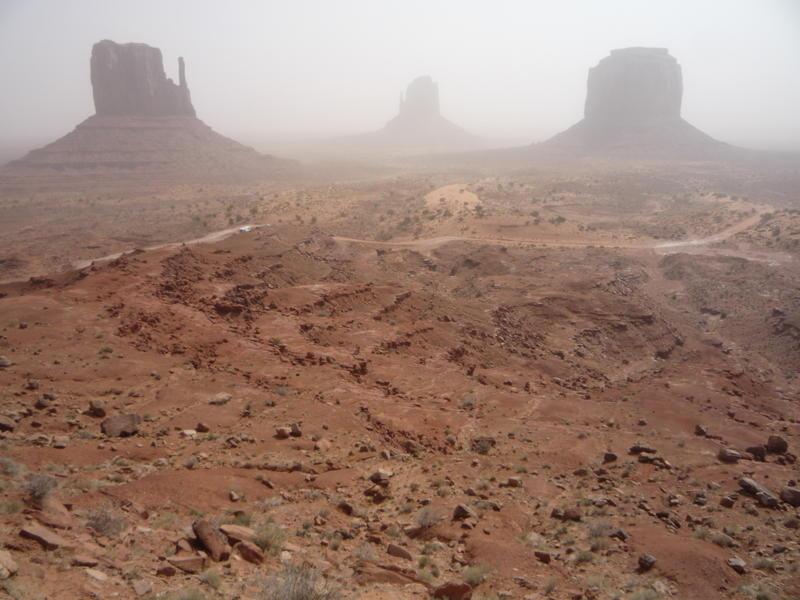 JAV. Monumentų slėnis