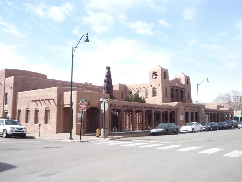 JAV. Sante Fe - New Mexico sostinė