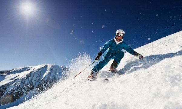 Kaip sutaupyti slidinėjant
