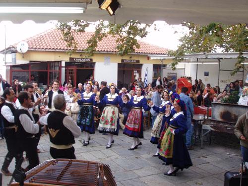 Chestnut Festival, Kreta