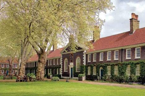 Londonas, Geffrye Museum