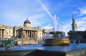 Londonas, National Gallery
