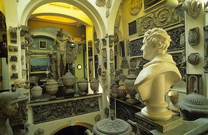 Londonas, Sir John Soane's Museum
