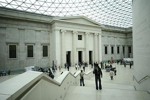 Londonas, The British Museum