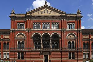 Londonas, Victoria and Albert Museum