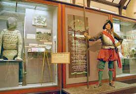 Londonas, National Army Museum