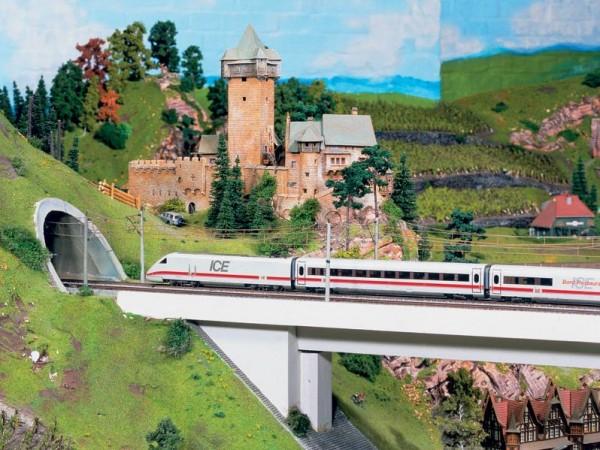 Didžiausias mažiausias traukinių pasaulis