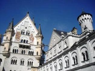 Neuschwanstein pilis Vokietijoje