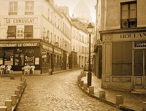 Monmartras, Paryžius