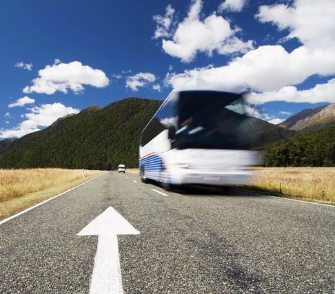 Patarimai keliaujantiems autobusu
