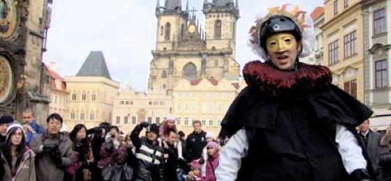 Bohemian Carnevale Prahoje