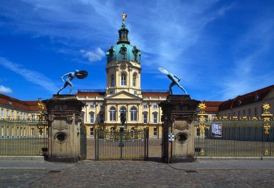 Šarlotenburgo rūmai (Charlottenburg Palace), Berlynas