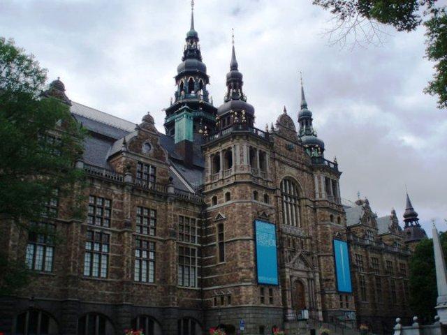 Stokholmas, Švedijos sostinė