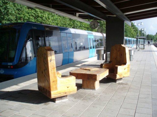 Transportas Stokholme, Švedija