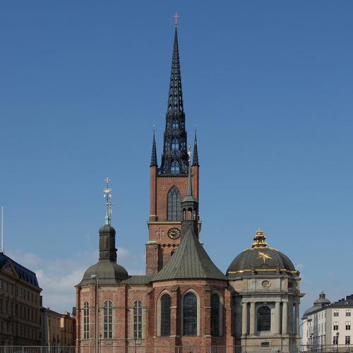 Stokholmo bažnyčios
