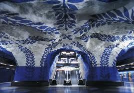 Metro menas