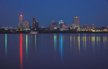 Maršrutas The City of New Orleans: Čikaga – Naujasis Orleanas