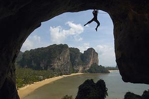 Alpinizmas Krabi, Tailandas