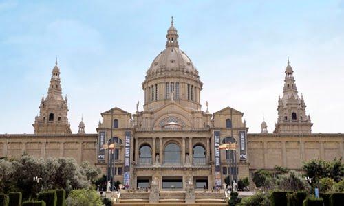 Nacionalinis Katalonijos meno muziejus, Barselona