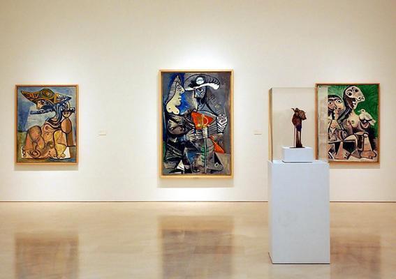 Pikaso muziejus, Barselona