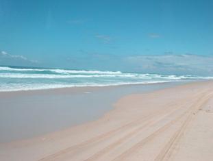 North Stradbroke sala, Australija