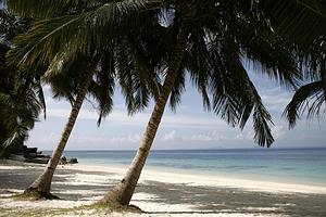 Pulau Perhentian. Malaizija