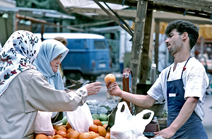 Turkiški turgūs, Berlynas