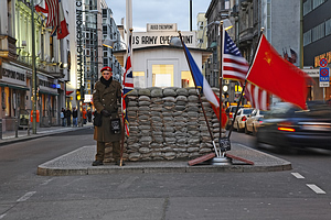 Checkpoint Charlie, Berlynas