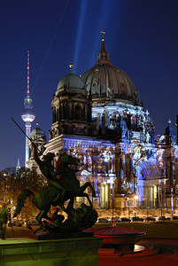 Ilgoji Berlyno muziejų naktis