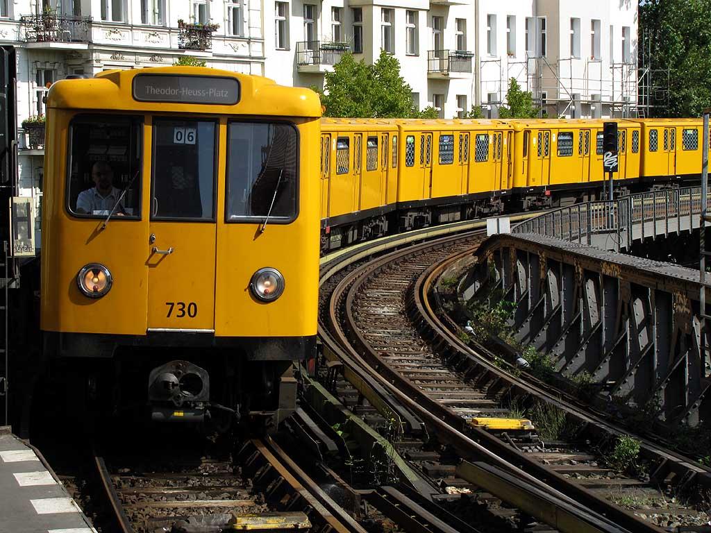 Metro maršrutas U1, Berlynas
