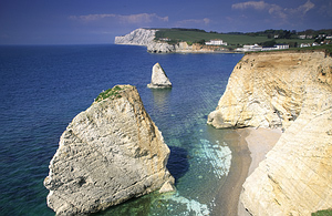 Isle of Wight. Anglija