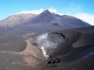 Etna. Sicilija