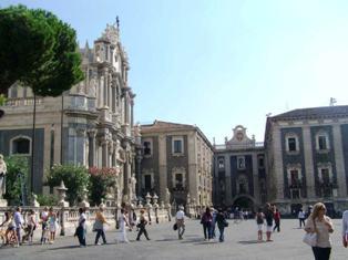 Katanija. Sicilija