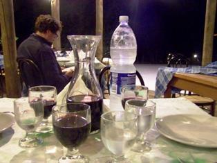 Vakarienė Sicilijoje