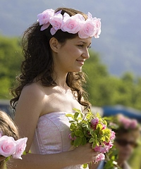 Rožių festivalis, Bulgarija