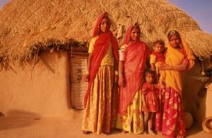 Indijos kaimas