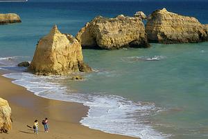 Portugalija, Algarvės paplūdimys