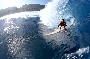 Banglenčių sportas Havajuose, JAV