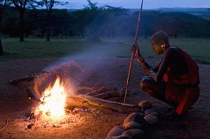 Išgyvenimo įgūdžiai Esingeni, Kenija
