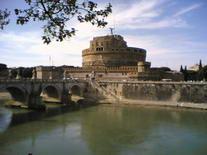 Roma. Castel Sant Angelo