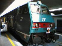 Interrail. Italijos traukinys