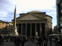Roma. Pantheon