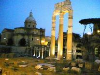 Roma. Roman Forum