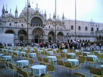 St.Marks Basilica. Venecija, Italija