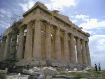 Akropolis. Atėnai. Graikija